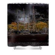 Nautical-7-a Shower Curtain