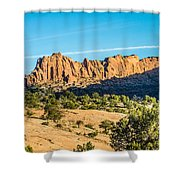 Navajo National Monument Canyons Shower Curtain