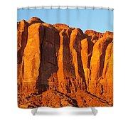 Navajo Sunrise Shower Curtain