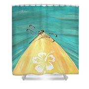 Navigator Shower Curtain
