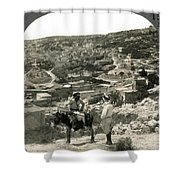 Nazareth, Palestine, C1920 Shower Curtain
