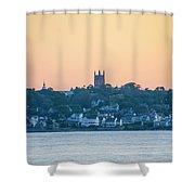 Near Easton Point - New Port Rhode Island Shower Curtain