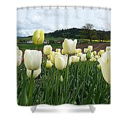 Near From You Shower Curtain