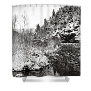 Near Telluride Colorado Shower Curtain
