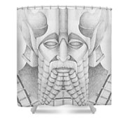 Nebuchadezzar Shower Curtain