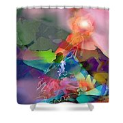 Nectar Of Heaven Shower Curtain