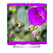 Nectar Run Shower Curtain
