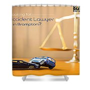 Need Accident Lawyer In Brampton With Successbusinesspages? Shower Curtain