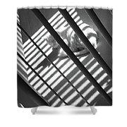 Nefthus Shower Curtain