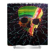 Negative Relations 10 Shower Curtain