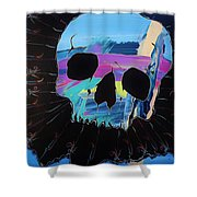 Negative Relations 2 Shower Curtain