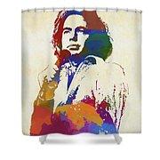 Neil Diamond Shower Curtain