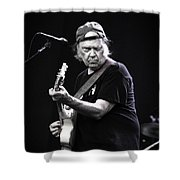 Neil Young Shower Curtain