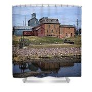 Neligh Mill Shower Curtain