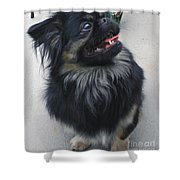 Nelly II Shower Curtain