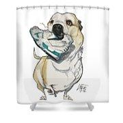 Nelson 3226 Shower Curtain