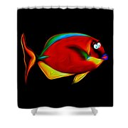 Nemo's Uncle Willy Shower Curtain
