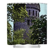 Nenagh Castle Ireland Shower Curtain