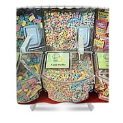 Nerds Smarties And More Candies Shower Curtain