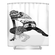 Neron Shower Curtain