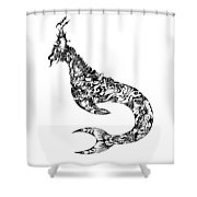 Nessy Shower Curtain