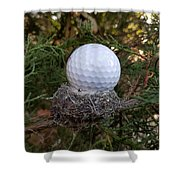 Nest Perspective Shower Curtain