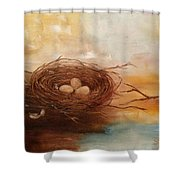 Nest Shower Curtain