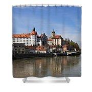 Neuburg Donau - Germany Shower Curtain