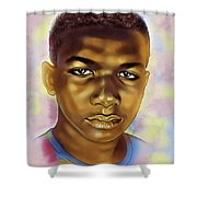 Never Forget Trayvon Shower Curtain