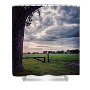 Never Lose Hope Shower Curtain