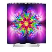 New Beginning  Shower Curtain