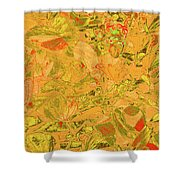 New Bloom Orchid 21 Shower Curtain