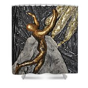 New Creature Shower Curtain