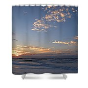 New Dawn Shower Curtain