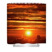 New Dawning Shower Curtain