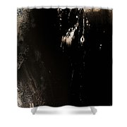 New Geography 2 Shower Curtain