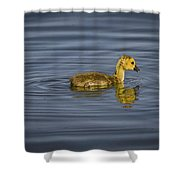 New Goose Shower Curtain