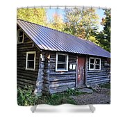 New Hampshire 11 Shower Curtain
