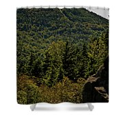 New Hampshire Shower Curtain