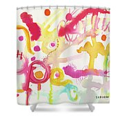 New Hope Shower Curtain