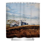 New Hope New Dreams Shower Curtain