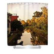 New Hope, Pa Shower Curtain