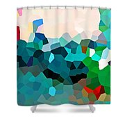 New Light Shower Curtain
