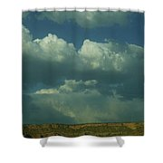 New Mexico Sky Shower Curtain
