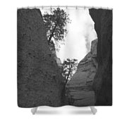Kasha-katuwe Tent Rocks National Monument 2 Shower Curtain