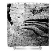 Kasha-katuwe Tent Rocks National Monument 3 Shower Curtain