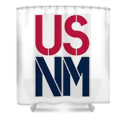 New Mexico Shower Curtain