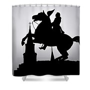 New Orleans Memory 1 Shower Curtain