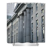 New Orleans 1 Shower Curtain