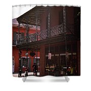 New Orleans 2004 #7 Shower Curtain